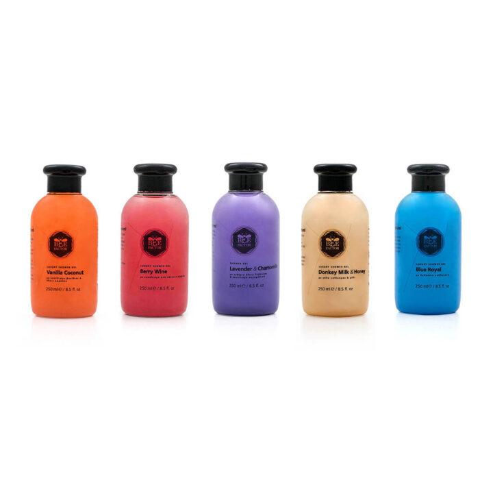 Σειρά Αφρόλουτρων BeeFactor Natural Cosmetics