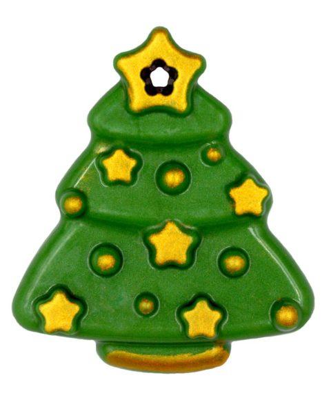 Χριστουγεννιάτικο Κρεμαστό Σαπούνι Σε Σχήμα Έλατο – 30gr
